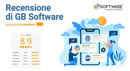 Accuratereviews recensione di GBsoftware