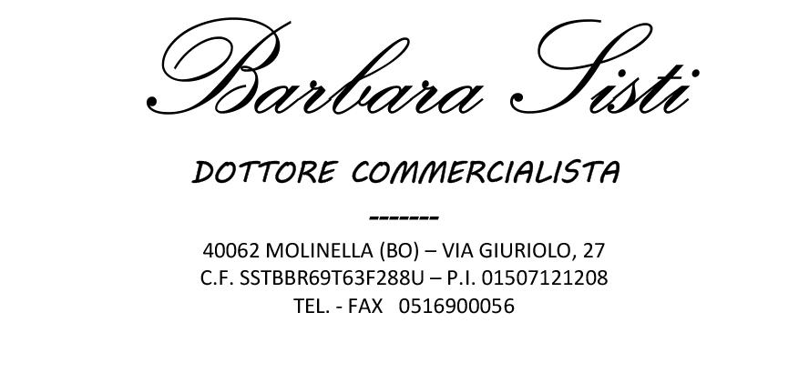 Dott.ssa Barbara Sisti