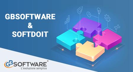 GBsoftware è lieta di annunciare la collaborazione con SoftDoit