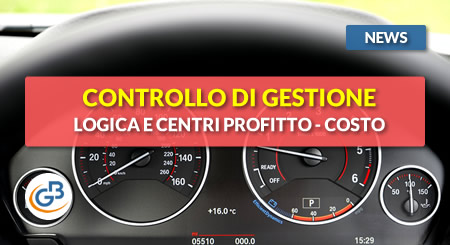 News - Controllo di gestione: logica dell'applicazione e rilascio del modulo Centri di profitto e di costo