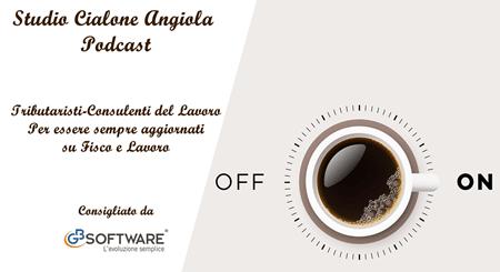 Collaborazione Podcast Studio Angiola Cialone & GBsoftware