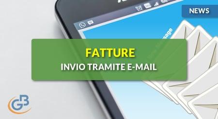 News - Fatture 2019: invio documenti tramite e-mail