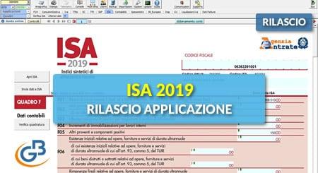 News - ISA - Indici sintetici di affidabilità fiscale 2019: rilascio applicazione