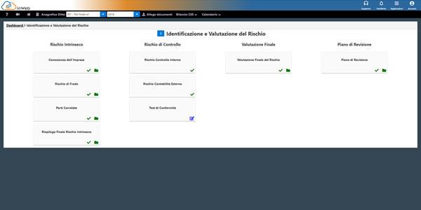 Software Revisione Legale GB - Identificazione e valutazione rischio